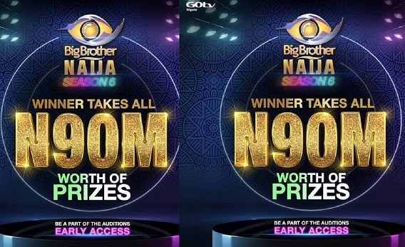 Big Brother Naija (BBNaija) Reality TV Show, Season 6, Begins Saturday, July 24, 2021