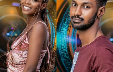 #BBNaija's Peace Becomes First Head of House Picked Yousef as Deputy