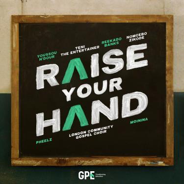 Reekado Banks Ft Teni – Raise Your Hand Free Mp3 Download