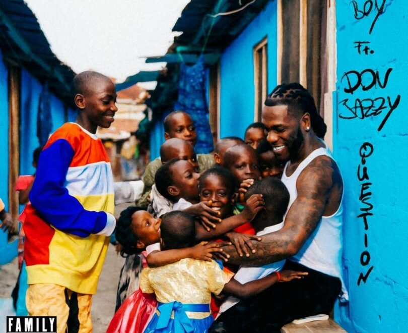 Burna Boy ft Don Jazzy – Question Free Mp3 Download Audio