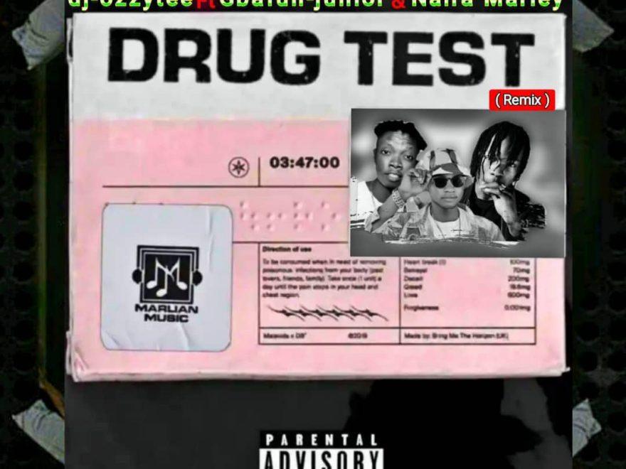 Naira Marley – Drug Test (Remix)