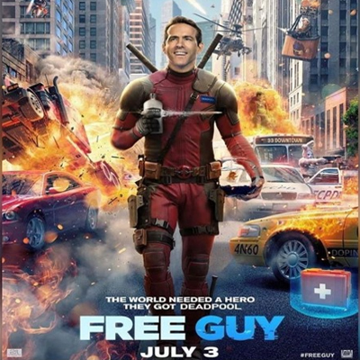 (Full-HD) Free Guy (2021) Video Download
