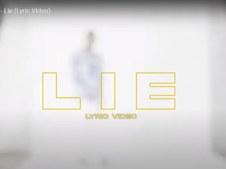 Lyrics Video - Kizz Daniel - Lie & Audio Download