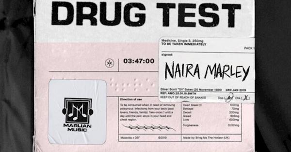 Naira Marley – Drug Test (Prod. Rexxie) Free Mp3 Download