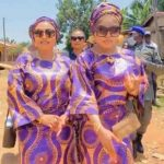 Owanbe Tinz! Bobrisky Arrives Ilesha for His Godmother's Mom's Burial (PHOTO)