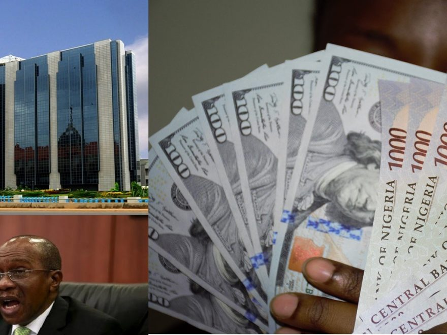 AbokiFX CEO Olumide Oniwinde In Trouble With (CBN) As Naira Collapse.