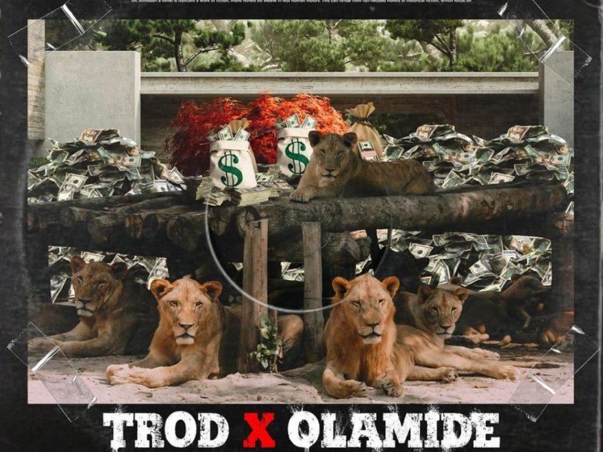 Trod ft Olamide – Shey You Fit Go?! Audio