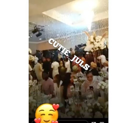 Actress Eniola Badmus Fights with Guest at Bobrisky's 30th Birthday