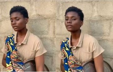17 Year Old Hawker sings like Beyonce, leaving many celebrities commenting (Video)
