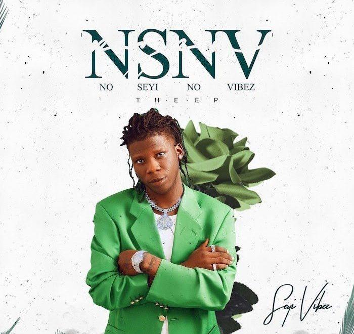 Seyi Vibez - No Seyi No Vibez Album