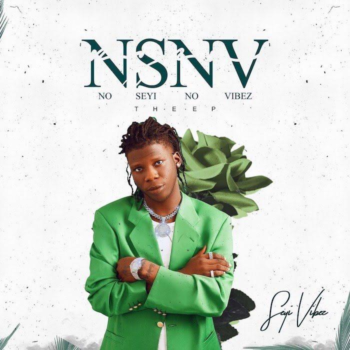 Seyi Vibez – Big Vibe Mp3 Audio Download