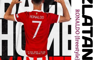 Zlatan — Ronaldo (Freestyle) Mp3 Audio