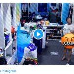 BBNaija Angel shows off hairy pu$$y (Video)