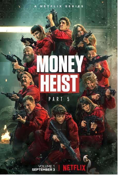 Money Heist Season 5 Episode 1 – 5 Tv Series Mp4 Video Download