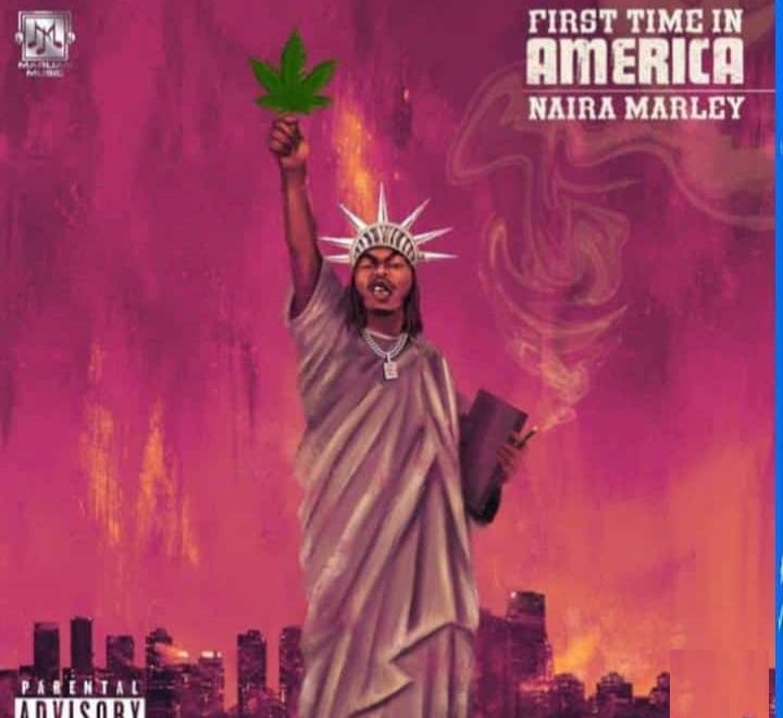 Naira Marley – First Time In America Audio