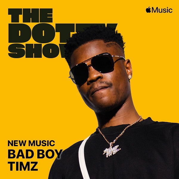 Bad Boy Timz – Move Free Mp3 Download