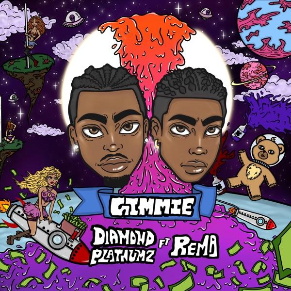 Diamond Platnumz ft Rema – Gimmie Mp3