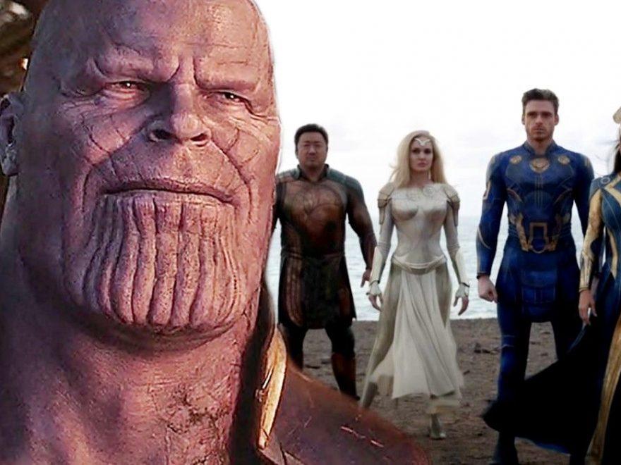 Movie: Eternals (Thanos - 2021) HD Download