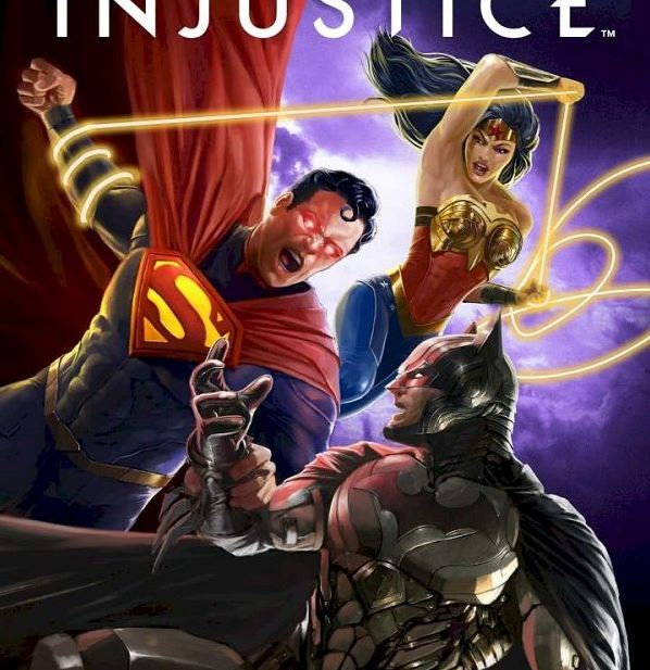 [Movie] Injustice: Red Band (2021) HD Mp4