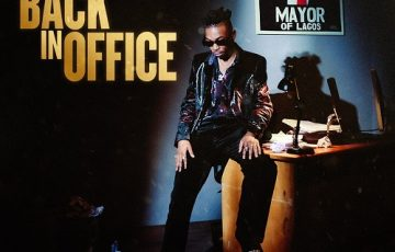 [Album] Mayorkun – No Strings Attached Album