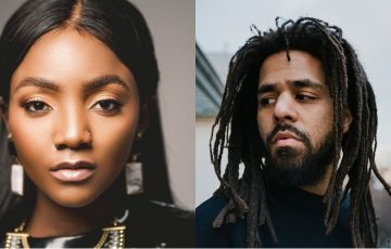Video: Simi Nearly Collapsed After Meeting J.Cole