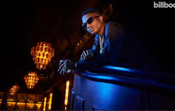 Wizkid Congratulates His Manager, Sunday For 'Holding Him Down'