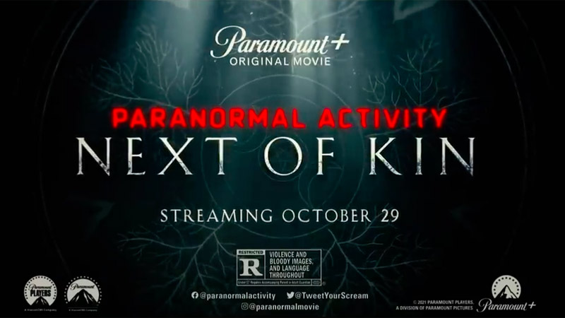 Paranormal Activity: Next of Kin 2021 Full HD Movie Download