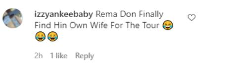 """So Rema Dey Fu*k?"" – Reactions"